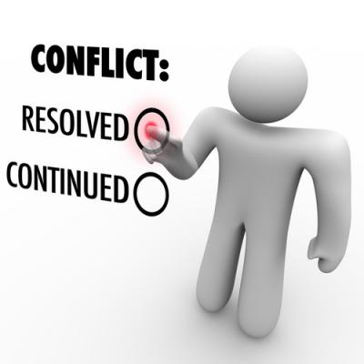 Conflict: Resolved